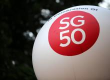 Celebrate SG50