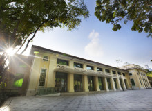 Fort Canning Arts Centre (Day)